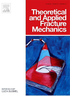 Theoretical and Applied Fracture Mechanics